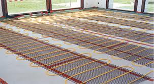 plancher chauff elec